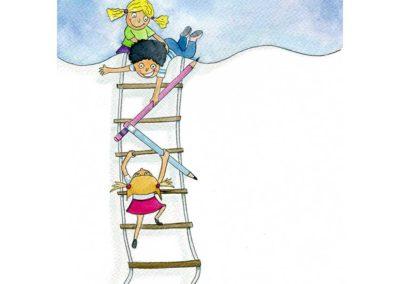 niños-escalera-yolanda-falagan-web